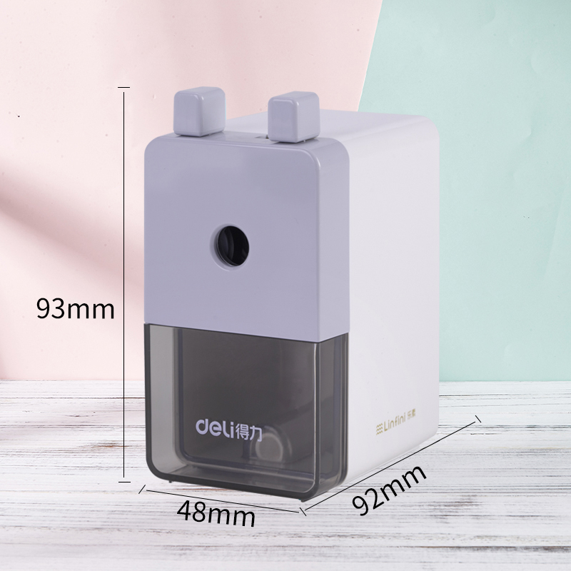 [GIFT 1 PENCIL SHARPENER] GRAY-0749