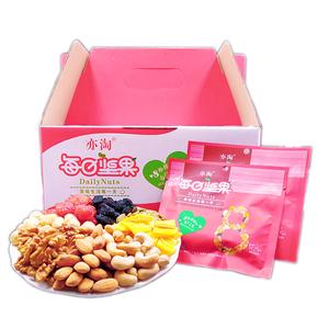 【亦淘】每日混合坚果25包盒装