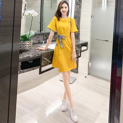 【清仓】气质女夏季新款很仙的连衣裙