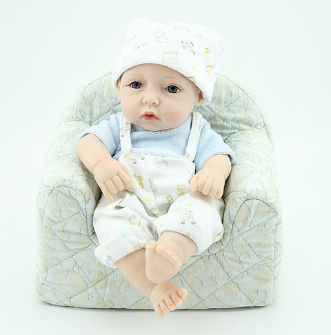 Mini simulation twins doll cute sweet little baby silicone vinyl mini simulation twins doll cute sweet little baby silicone vinyl babydoll babies sleeping toys birthday christmas gifts in dolls from toys hobbies on voltagebd Choice Image