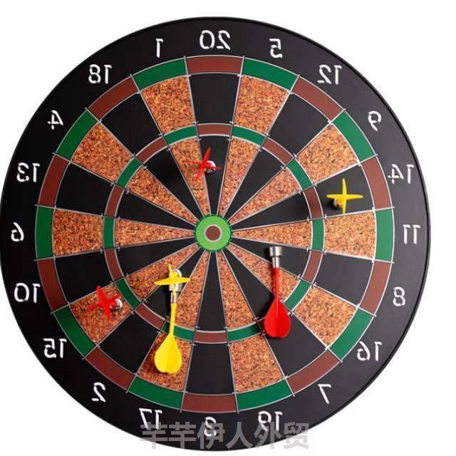 Bảng phi tiêu mới thiết lập nhà tập thể dục thị giác câu đố từ tính trẻ em mới bắt đầu bay lớn đĩa tiêu chuẩn - Darts / Table football / Giải trí trong nhà