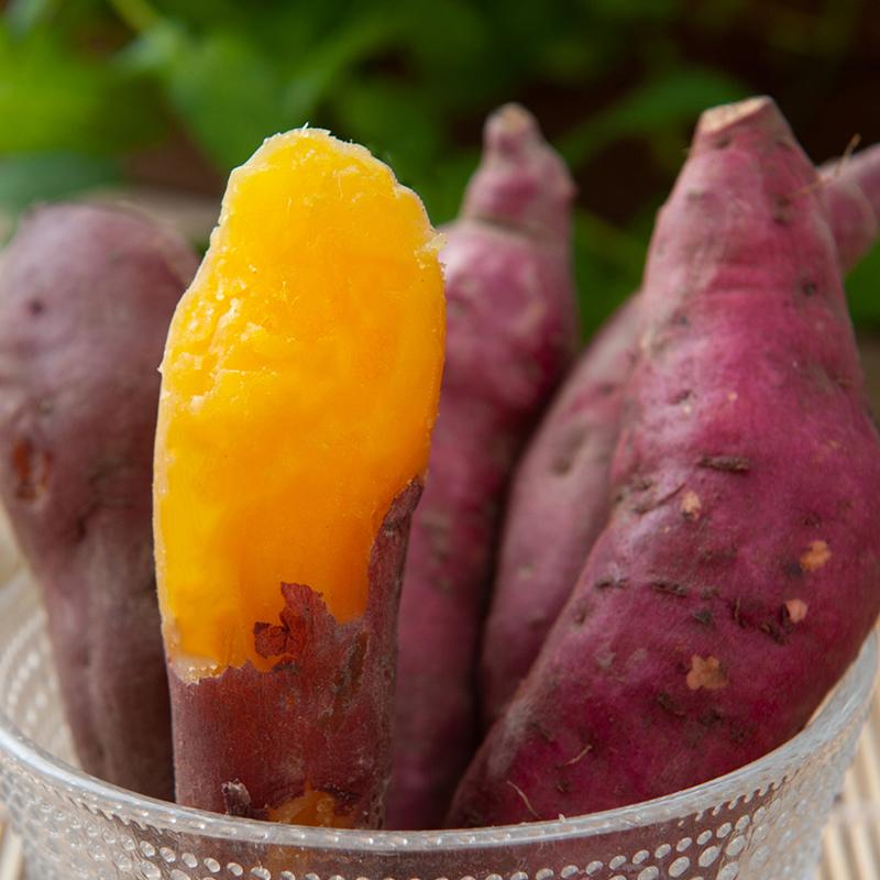 临安天目山小香薯5斤40-60个左右