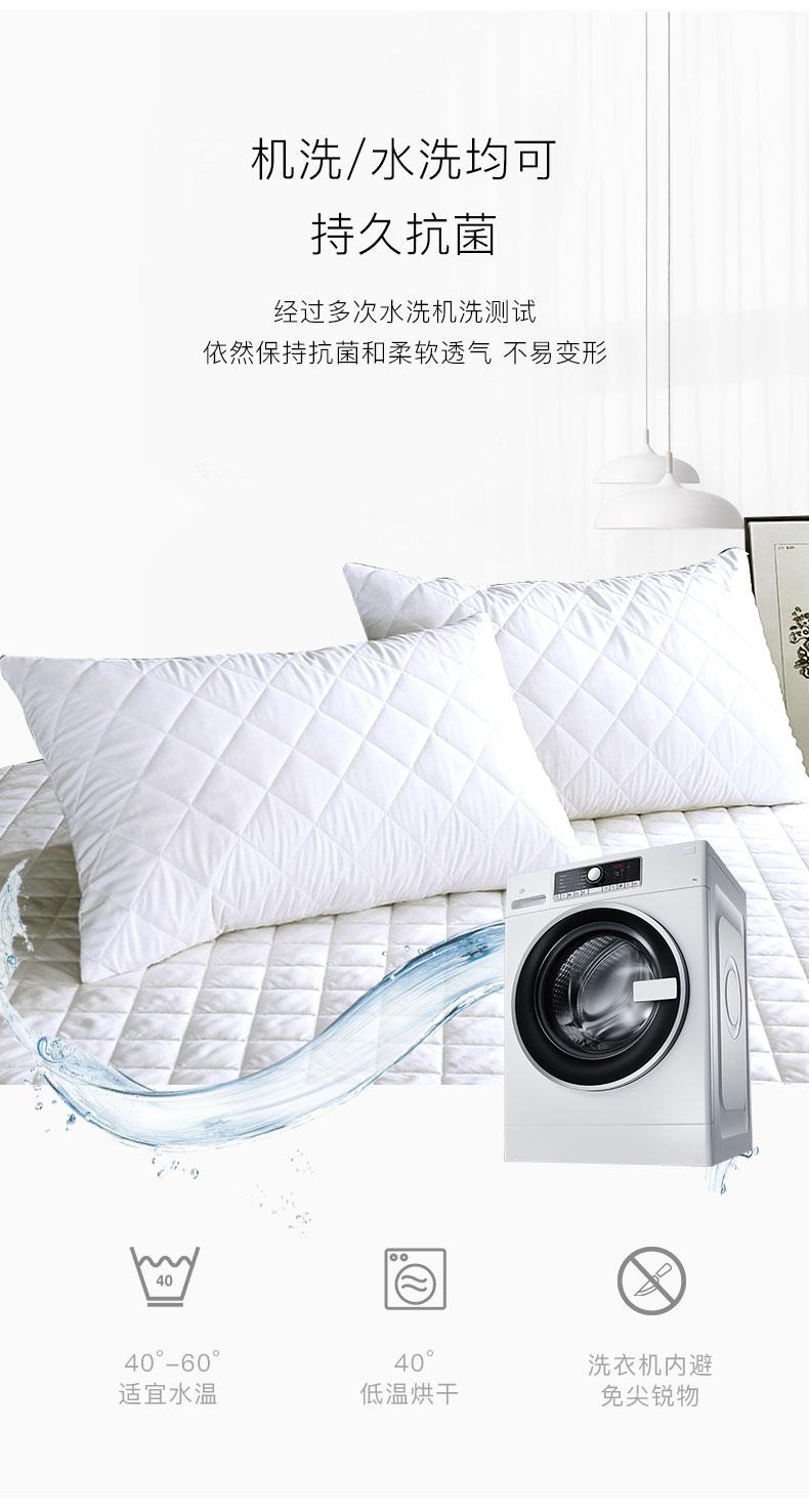 防水床笠防螨单件床垫套罩席梦思保护套夹棉榻榻米床罩透气防尿垫详细照片