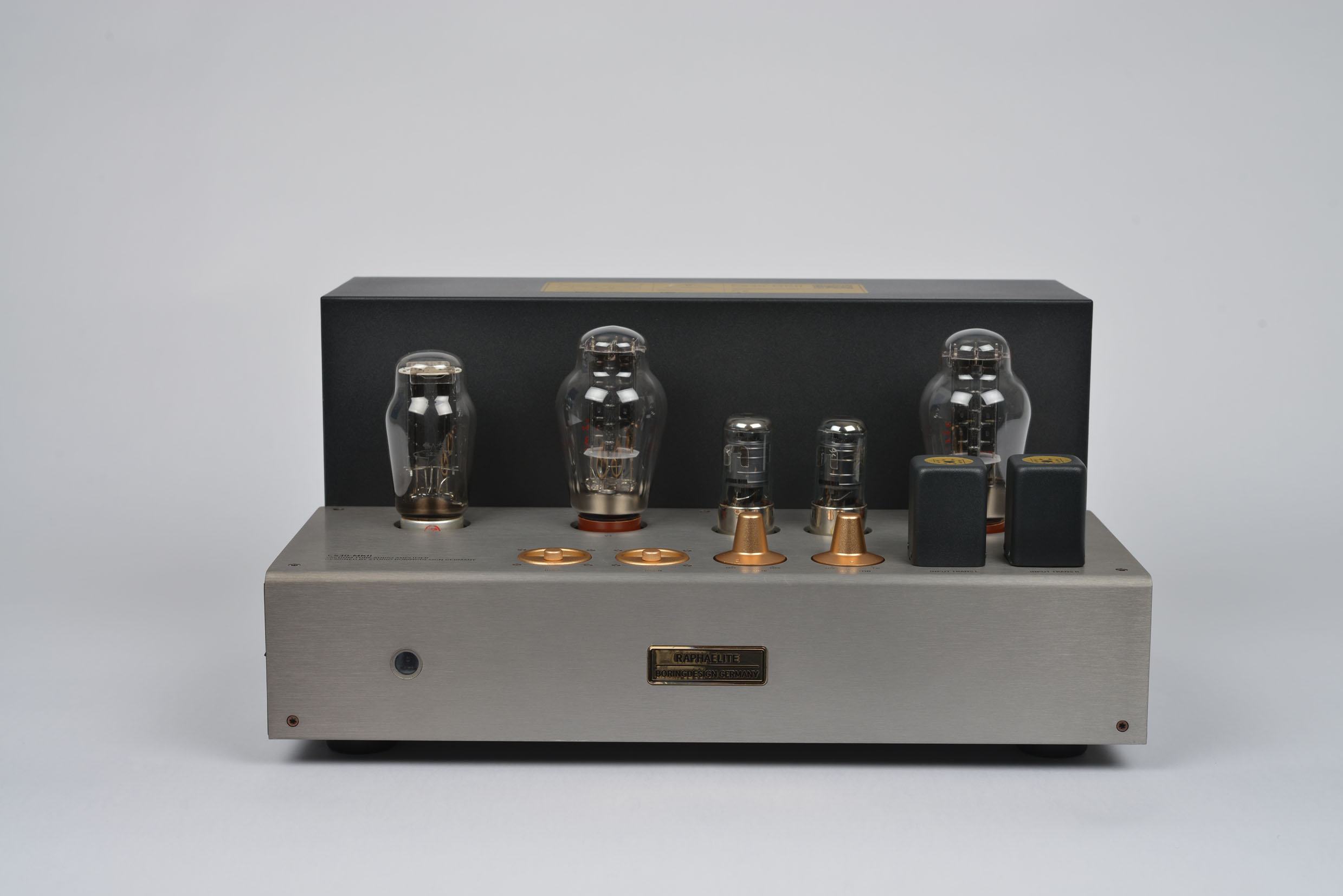 Raphaelite Cs30mkii 300b Single Ended Tube Valve Amplifier W Fully Details About Sub 150w Subwoofer Board Kit 2sa1943 2sc5200 Coupling Output Transformer