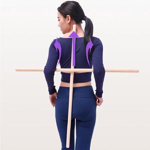 开背棍纠正矫正驼背形体棍开肩神器站姿舞蹈训练瑜伽辅助棒体型棍