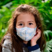 儿童一次性医用口罩小孩专用立体剪裁独立包