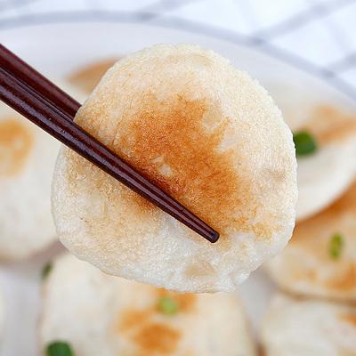 空运第3件0元墨鱼饼阳江鱼糕鱼丸冷冻食品火锅食材花枝关东煮