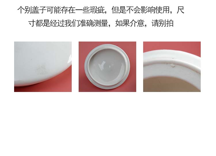 Shu of silicone cup cover cup lid accessories cup ceramic lid general mark cup round cap of tea