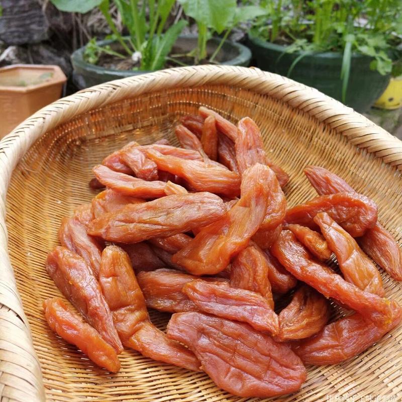 广西桂林灵川特产农家自制红薯干番薯干地瓜干山芋无糖软糯一斤装