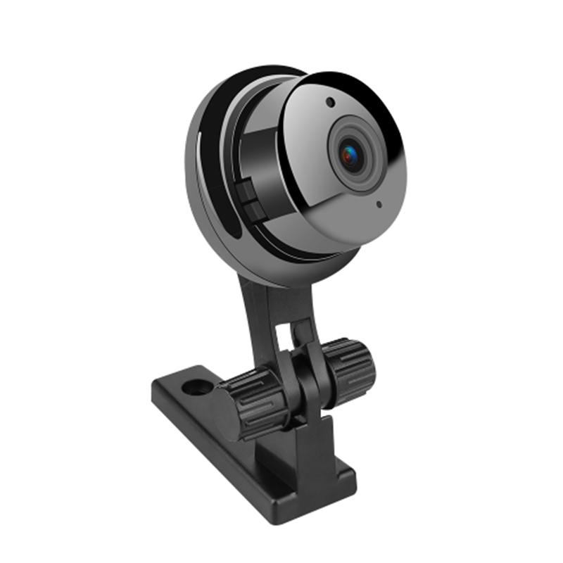 鱼眼摄像头手机远程无线网络wifi家用720p小巧高清夜视监控器套装_天猫超市优惠券