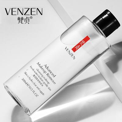 梵贞酵素卸妆水300ml深层清洁控油卸妆液保湿眼唇脸部化妆品