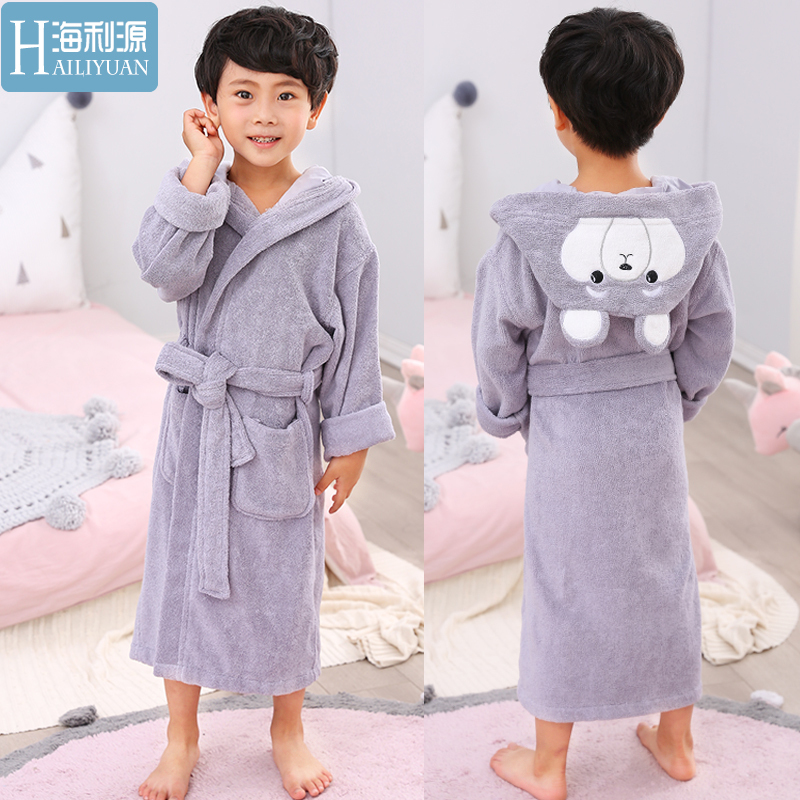C TOWEL THICKENING GRAY