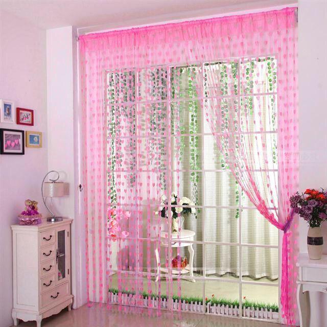 Готовые любовные шторы, зашифрованная свадьба 3 метра * 3 метра корейской дверь Украшение занавеса занавеса окно Перегородка для гостиной