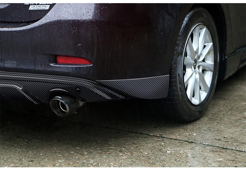 Ốp cản sau xe Mazda 6 2018 - ảnh 18
