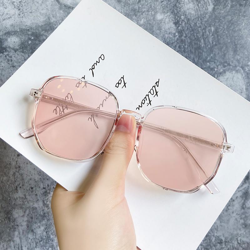 超轻眼镜框可配镜片男女大框近视