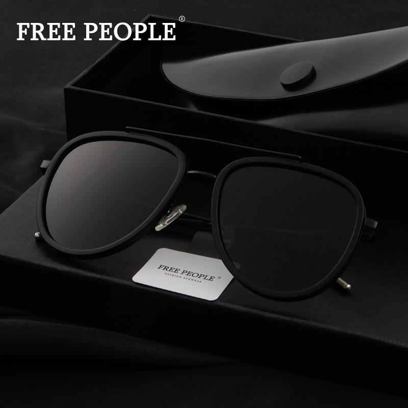 FREE PEOPLE男士偏光太阳镜遮阳镜防眩光司机镜91009