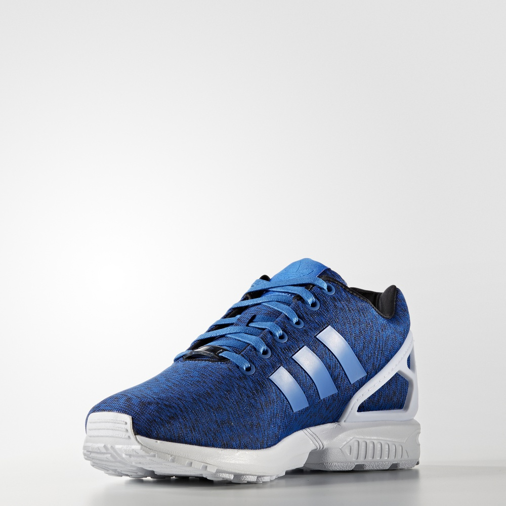 488e6d58acdb7 Adidas adidas clover ZX FLUX men and women classic shoes