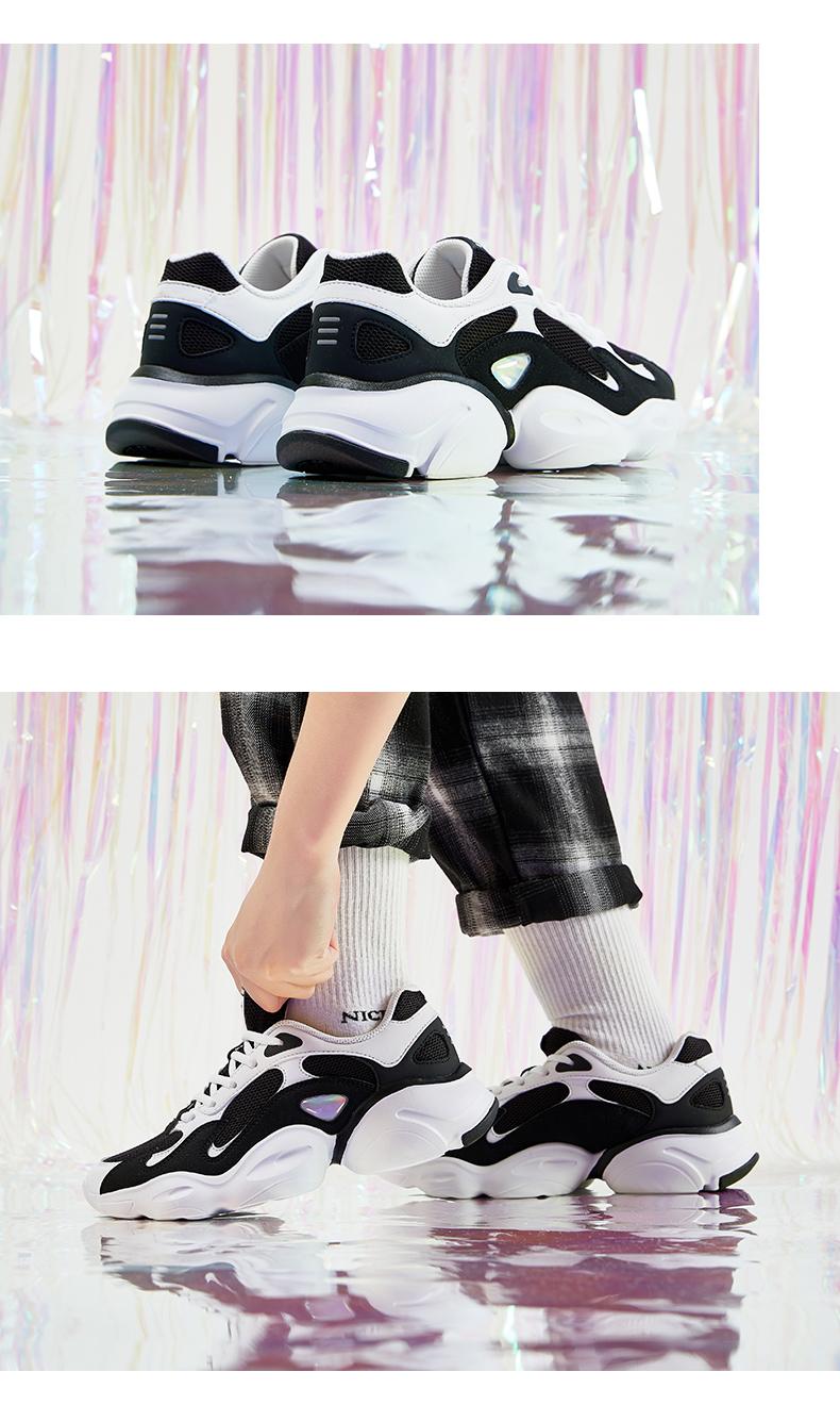 乔丹老爹鞋夏季新款鞋子百搭潮流休閒鞋运动网面透气跑鞋女鞋详细照片