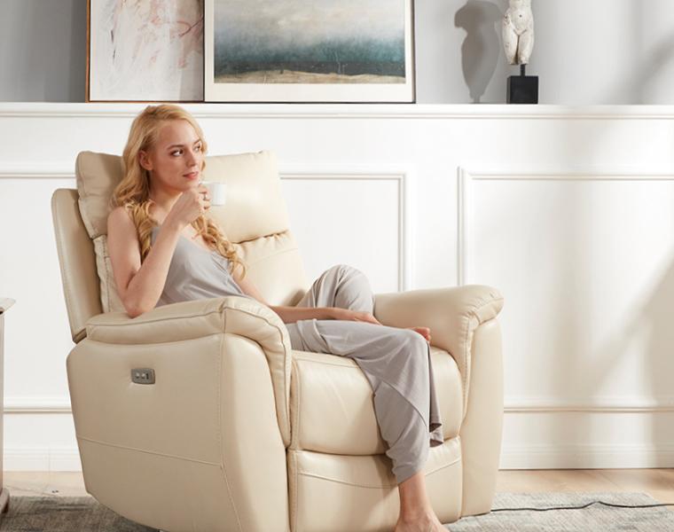 小户型单人沙发如何选?请牢记这几点