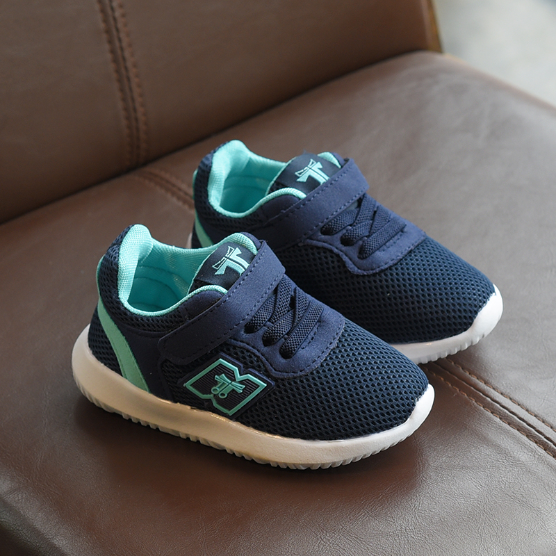 Baby breathable mesh shoes 1-3 years