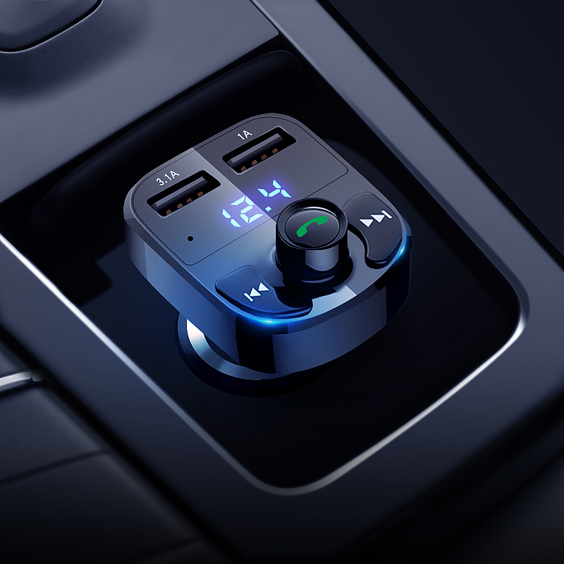 FM модулятор Hyundai  MP3