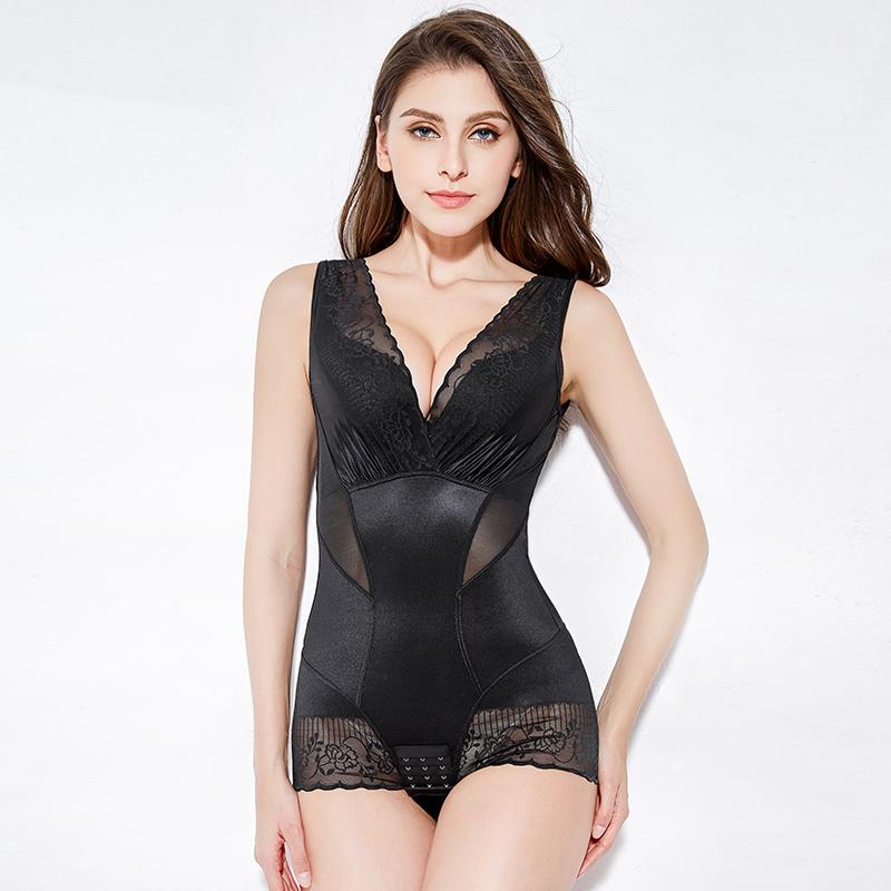 美人g计塑身内衣正品旗舰店官网 产后收腹束腰燃脂瘦身连体塑身衣