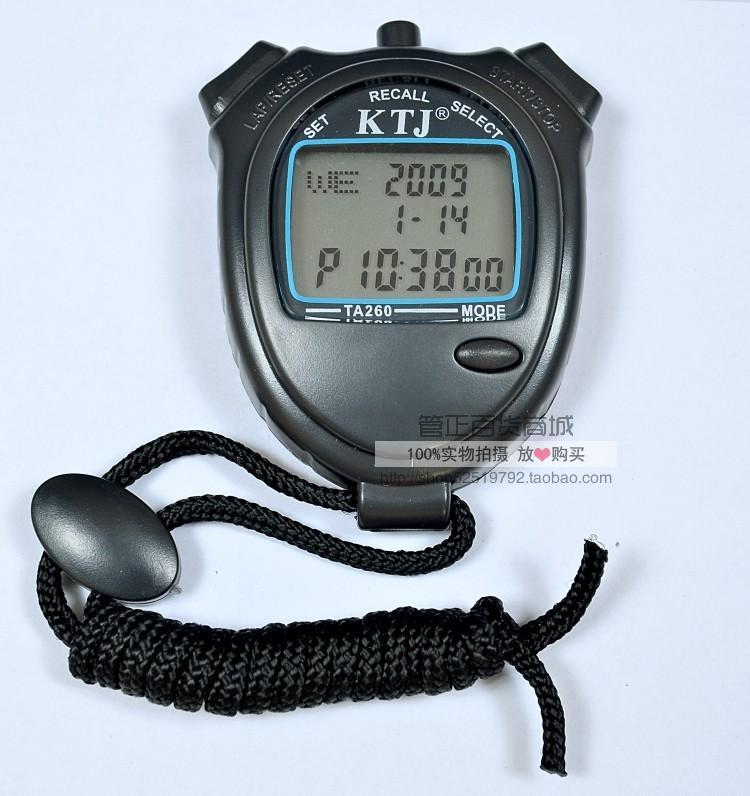 секундомер KTJ 210/230/260 TA210 10 TA210/230/260/299