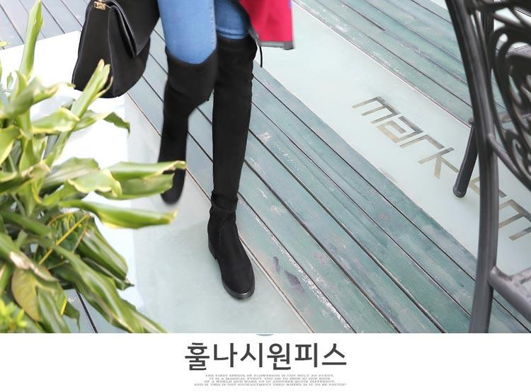 Hình ảnh nguồn hàng Giày ống hợp thời trang dành cho nữ giá sỉ quảng châu taobao 1688 trung quốc về TpHCM