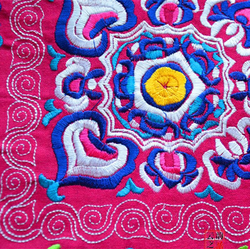 Подушка декоративная Новый Год продвижение облачных рифма, Юньнань этнические ремесла ткань искусства вышитая наволочка подушка/орнамент