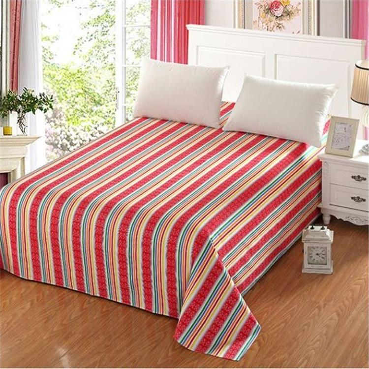 全棉布料纯棉被里被面被里子老式粗布床单被单老上海结婚婚庆床品