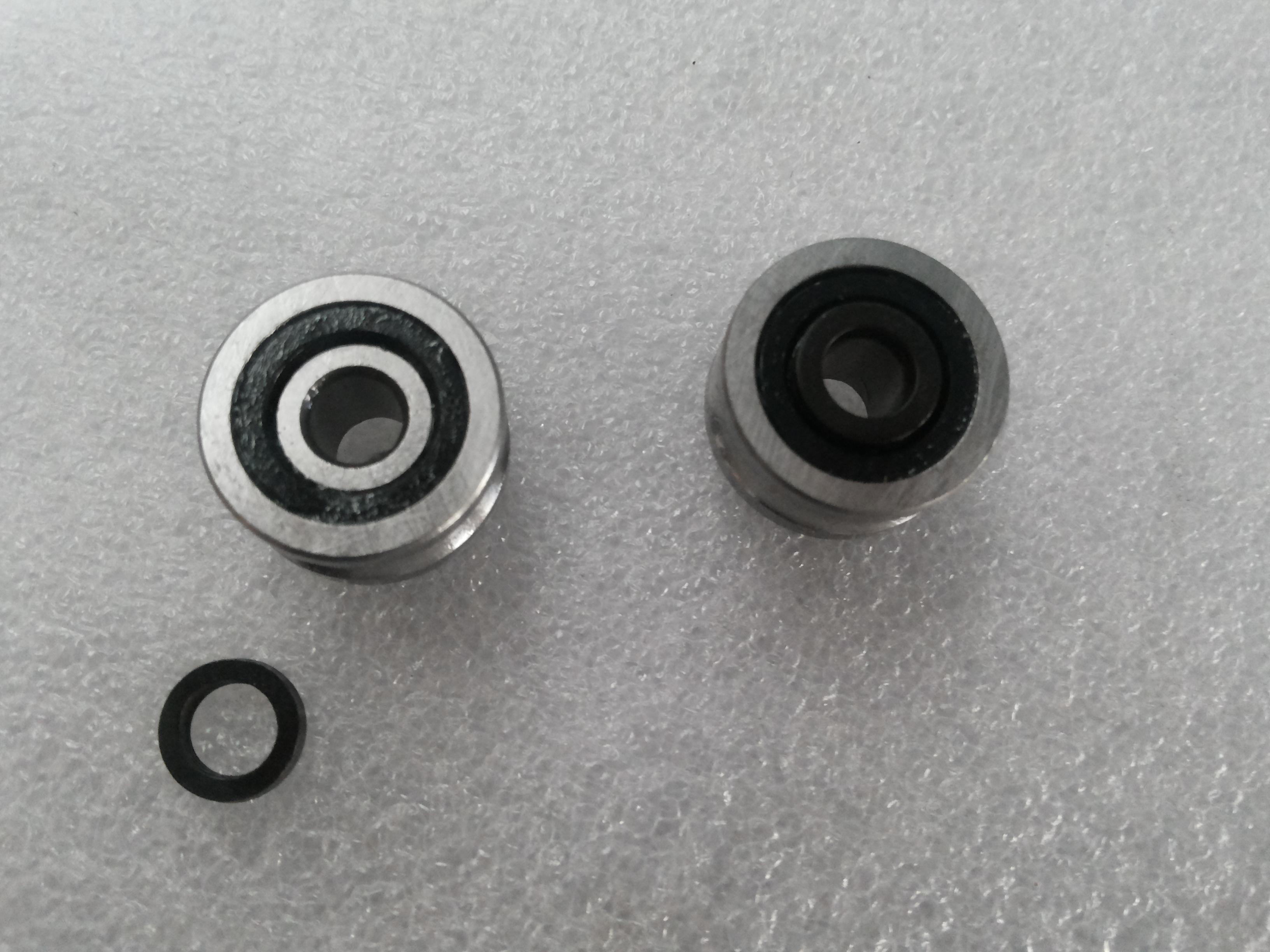 内外置铝合金双轴心滑块配件SGB/LGD/LGB滚轮配螺丝偏心轮防尘盖(图10)