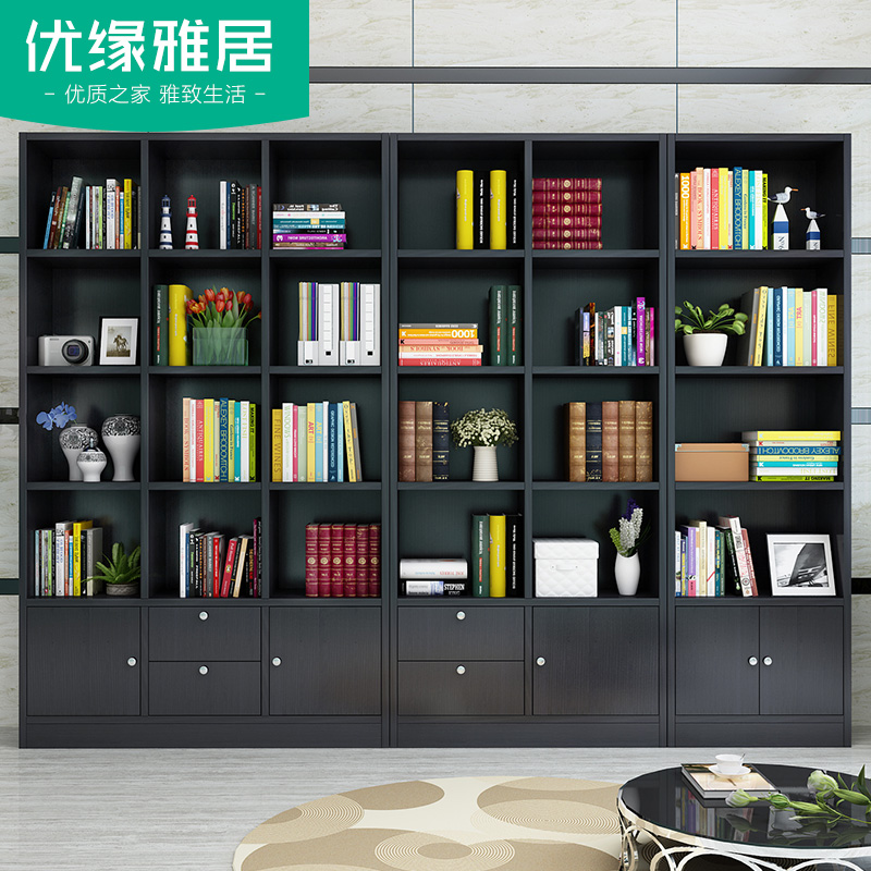 USD 115.27] Bookcase cabinet free combination locker with ...