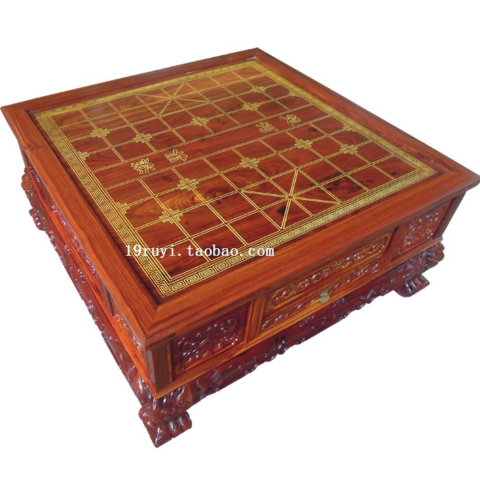 Mahogany chess table tatami coffee table red rosewood chess board ? table bay window table chess ...  sc 1 st  eBuy7.com & Mahogany chess table tatami coffee table red rosewood chess board ? ...