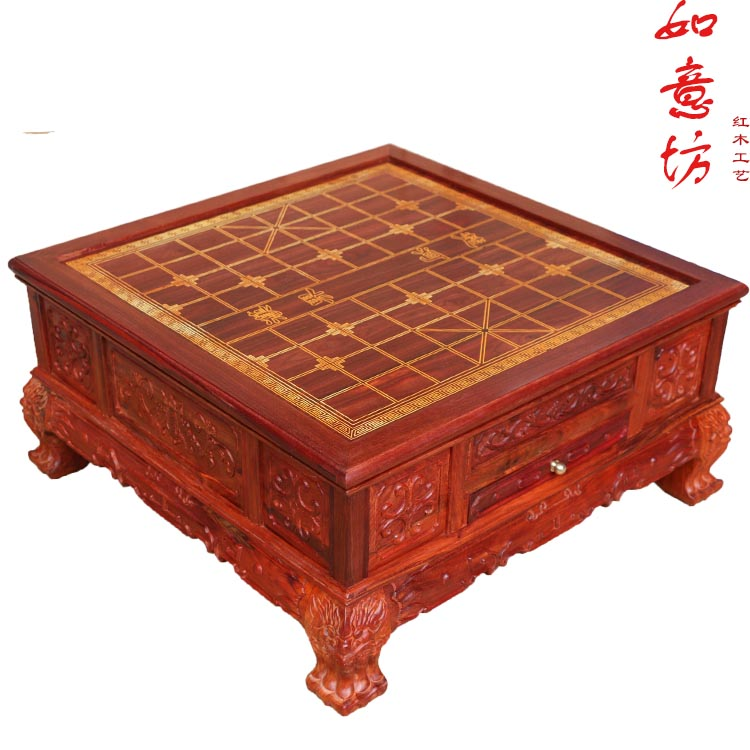 Fine Usd 741 88 Mahogany Chess Table Zambia Blood Tan Go Table Ncnpc Chair Design For Home Ncnpcorg