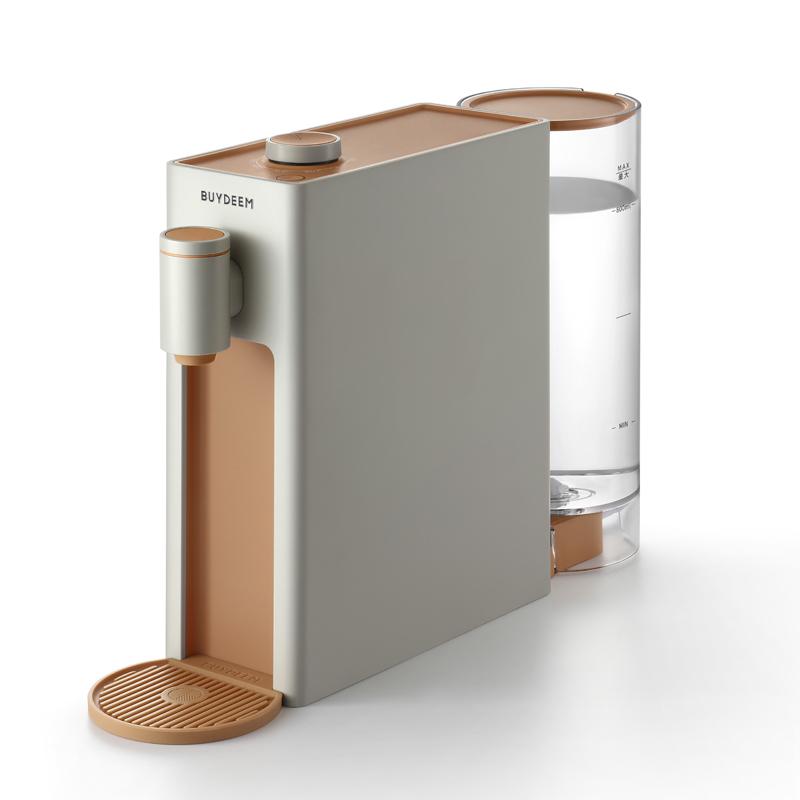 Buydeem北鼎即热式饮水机家用迷你开水机小型台式桌面饮水器S801