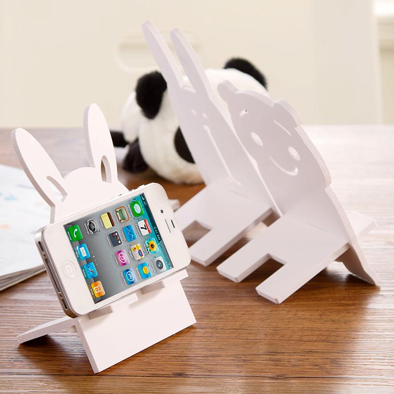 Домой домой творческий милый мультики мобильный телефон сиденье бездельник подставка для мобильного телефона живая смотреть телевидение артефакт рабочий стол телефоны стойки