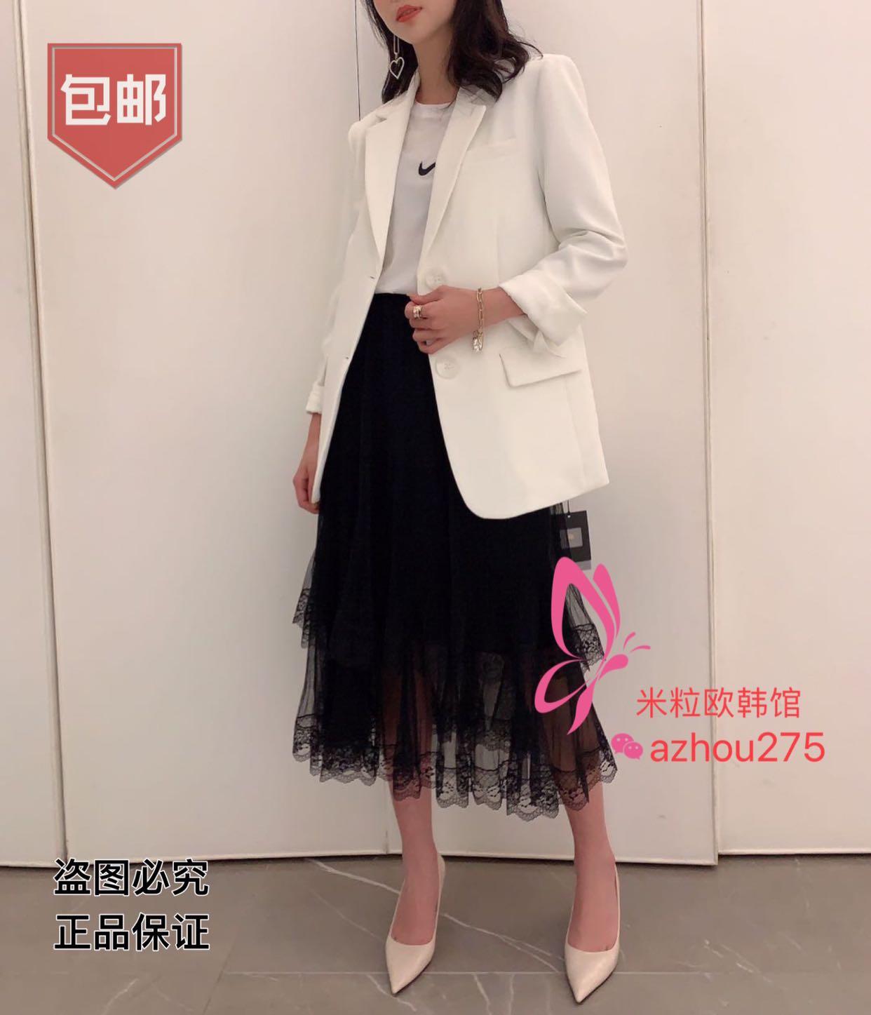 Dingluo GN new 2020 xuân châu Âu thời trang Hàn Quốc hoang dã là quần áo blazer nữ giản dị 2015 - Business Suit