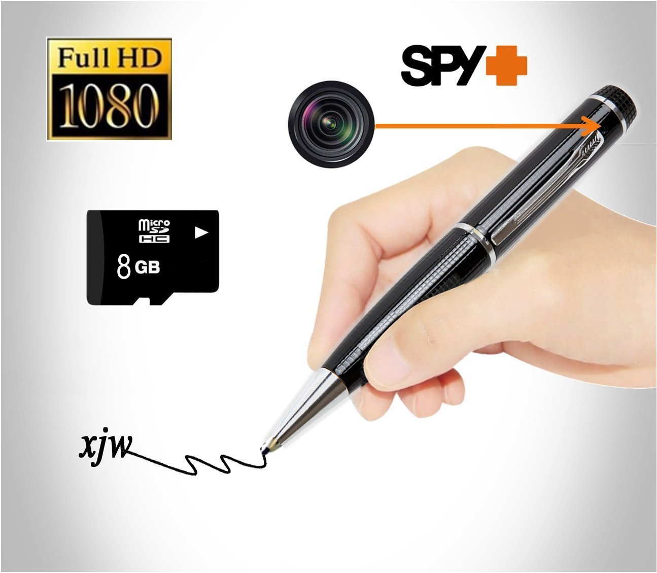 进口超高清微型摄像机小型DV录像迷你相机会议记录仪