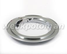 Переходник Canon Nikon-EOS AI EF