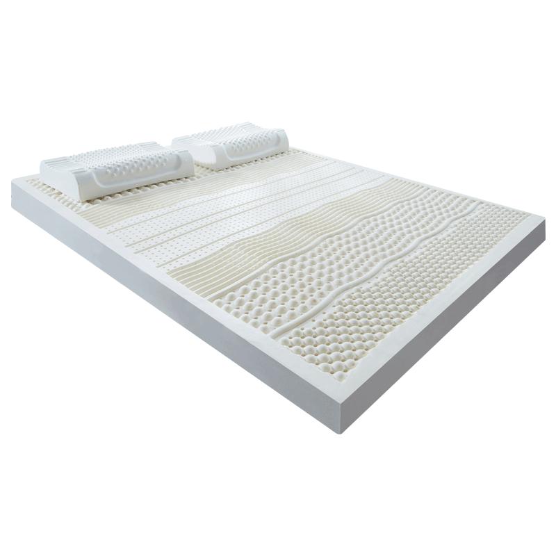 Матрац Таиланд натуральный латекс матрас 1. 5м1. 8 м кровать татами двойной резиновый мягкий матрас изготовлен 5cm10cm