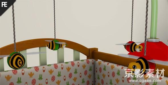 AE模板-儿时梦想乐园图片照片墙展示片头 Childhood Dream