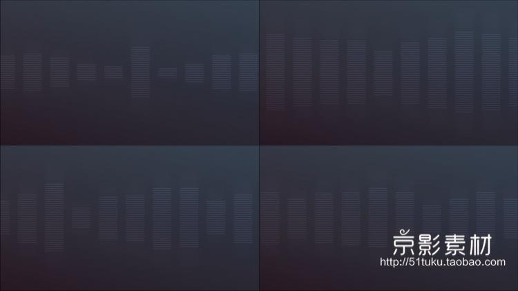 Canvas Loopable Video Backgrounds-100组循环科幻科技感水彩纸张颁奖粒子雾玻璃高清视频素材