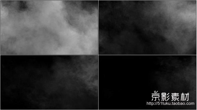 140组烟雾环绕飘动4K特效合成视频素材 Vapor 100+ Smoke & Fog Effects