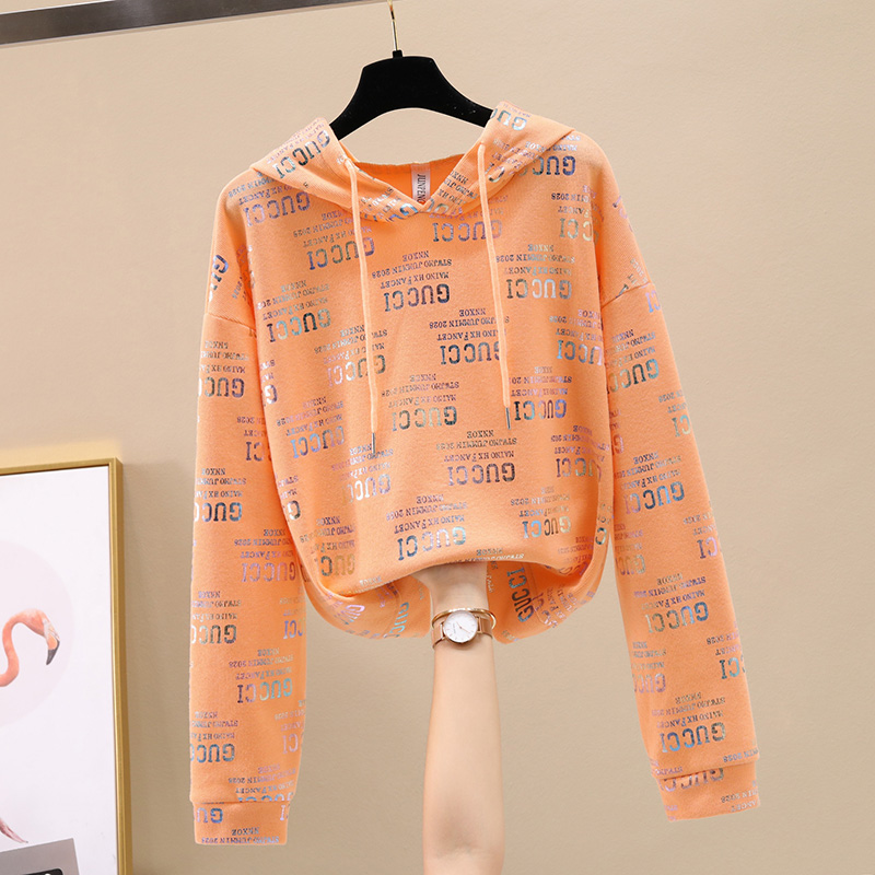 Ms. Wei Yi thin hooded ins long-sleeved 2020 new Korean version of loose spring and autumn early autumn jacket tide 43 Online shopping Bangladesh