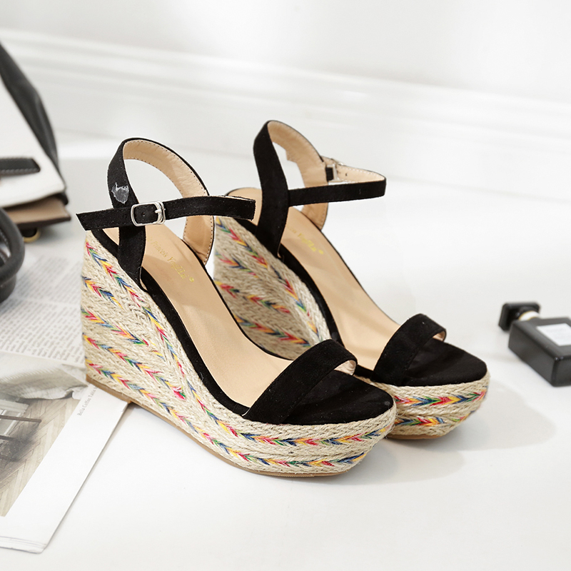Japanese Style Sweet Sandals W...