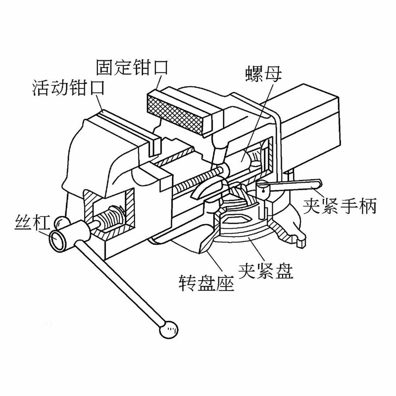 usd 25 94 4 inch 5 inch 6 inch 8 inch table vise heavy duty table Bench Grinder Stand Diagram color classification 4 inch 6 inch 5 inch 8 inch