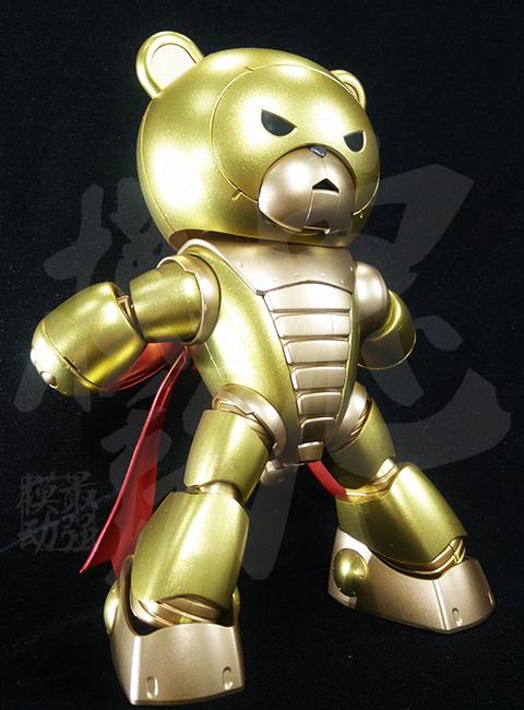 Mô-đun linh hồn giới hạn mô hình lắp ráp đúc hợp kim Bandai BANDAI HGBF Xiongba III - Gundam / Mech Model / Robot / Transformers