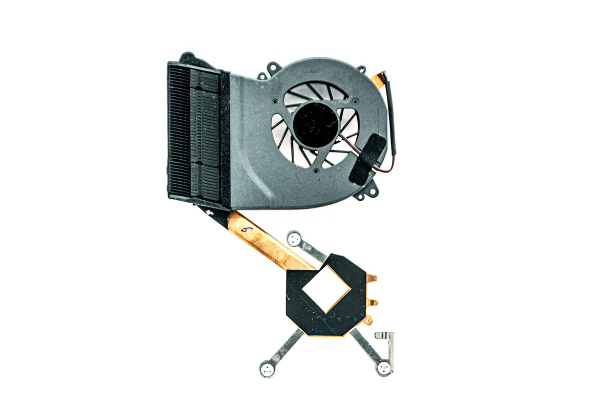 惠普 Hp Envy 15 15-1000 15-1100 15-1200 15-1300 散热模组风扇CPU Heatsink & Cooling Fan 3XSP7TATP30 KSB0505HA DC5V 0.4A