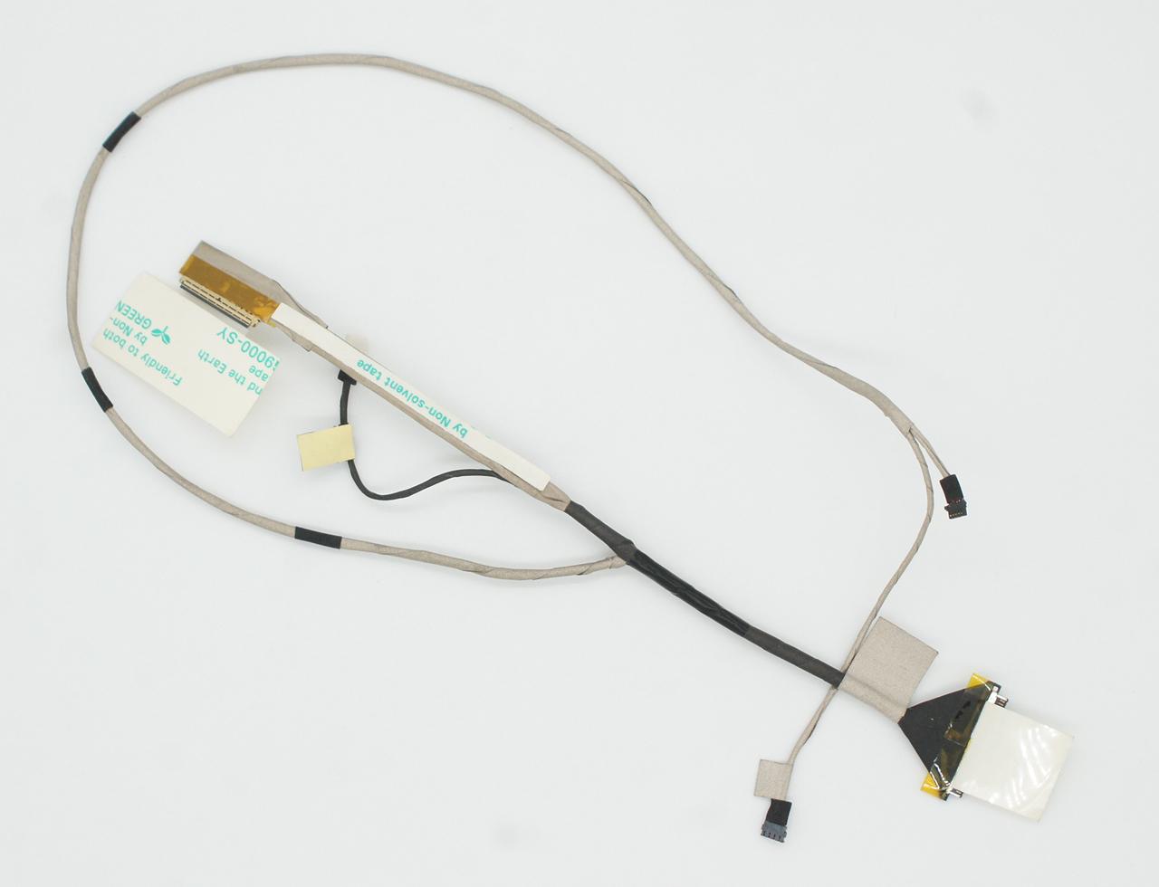 新到货300pcs BAD50 LVDS+CCD CABLE 50.4NM01.011 宏碁Acer Travelmate 8573 8573T 8573TG 屏线 排线