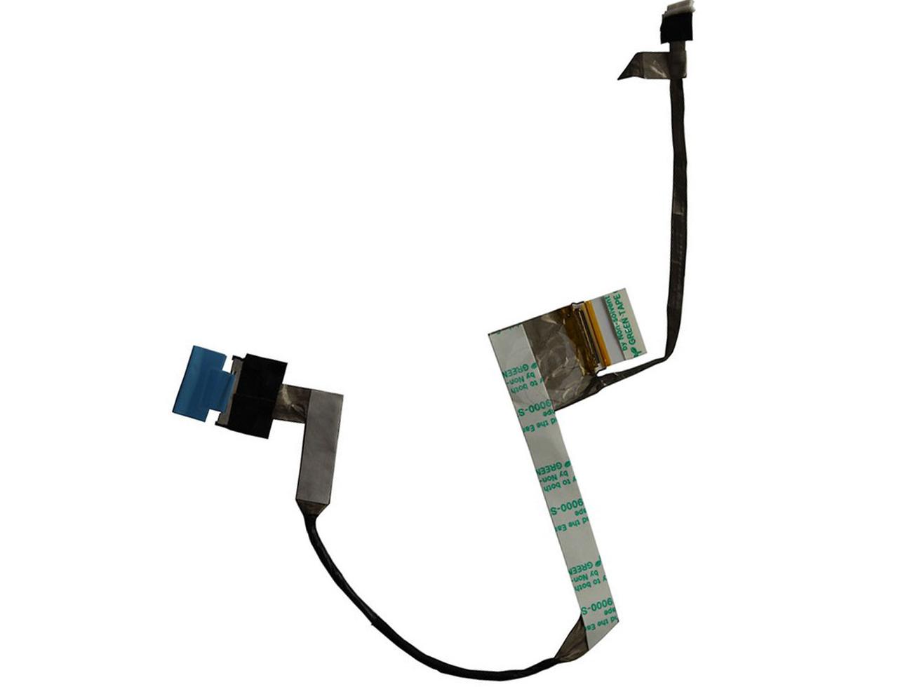 新到货72pcs  惠普HP ProBook 6360t 6360b LCD Display Screen Video Cable 50.4KT02.101 屏线 排线